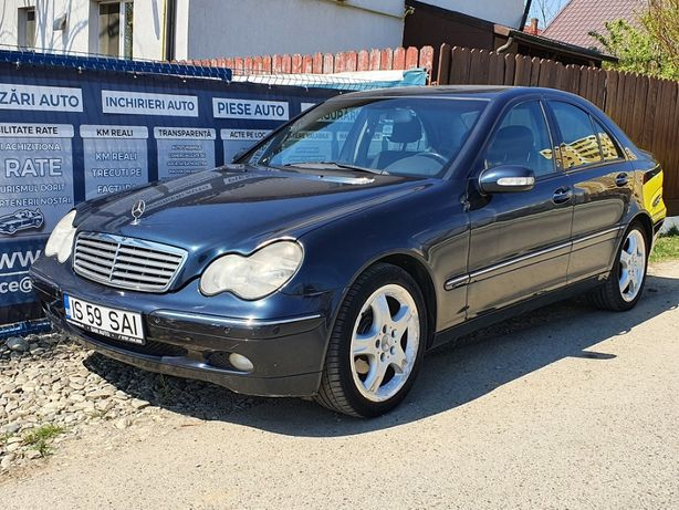 Inchiriez autoturism Mercedes C220 / Rent a car