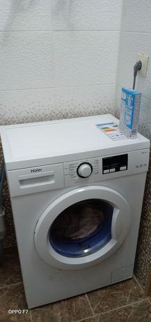 Срочно продам стиральную машину Haier