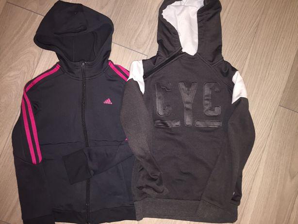 Set hanorace Adidas & Cyc, noi, pt. 9-10 ani