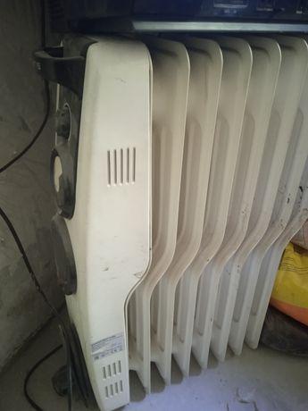 Радиатор обогреватель масляный