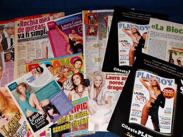 Colecţie de articole cu Laura Cosoi