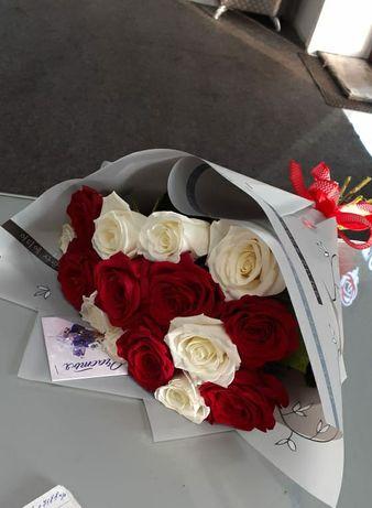 Бесплатная доставка цветов по городу Усть Каменогорск