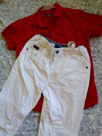 Риза и панталон