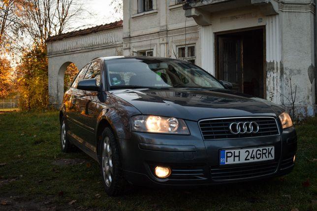 Schimb Audi A3 8p