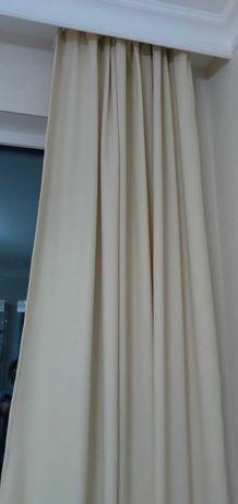 Продаю шторы на высоту 2,7м