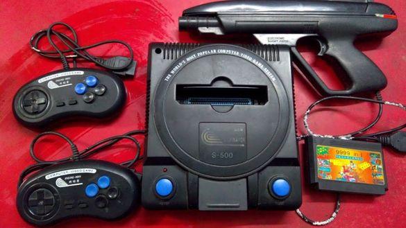 Тв Игра Телевизионна Игра Електронна Terminator 3(Mega Force)2 Бр Дж