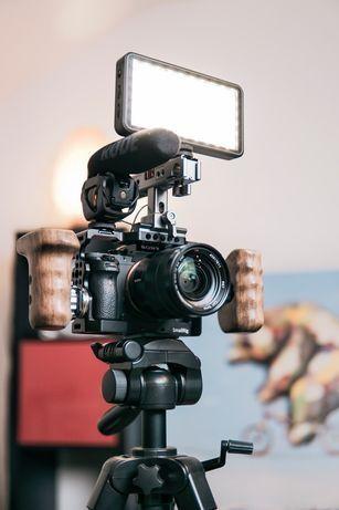 Видеосьемка, трансляция и фотосьемка
