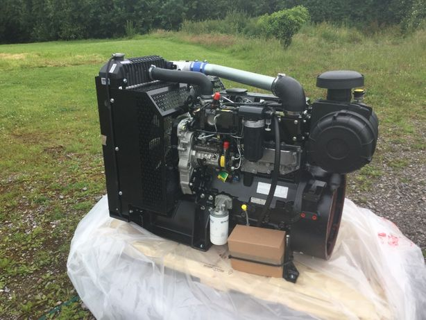Motor Generator PERKINS 1104C-4TAG2 - RJ51175 100kva - Nou