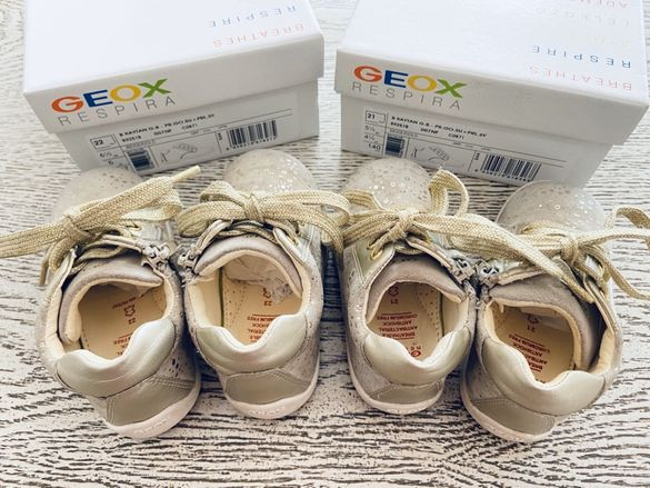 Чисто Нови Бебешки Обувки GEOX