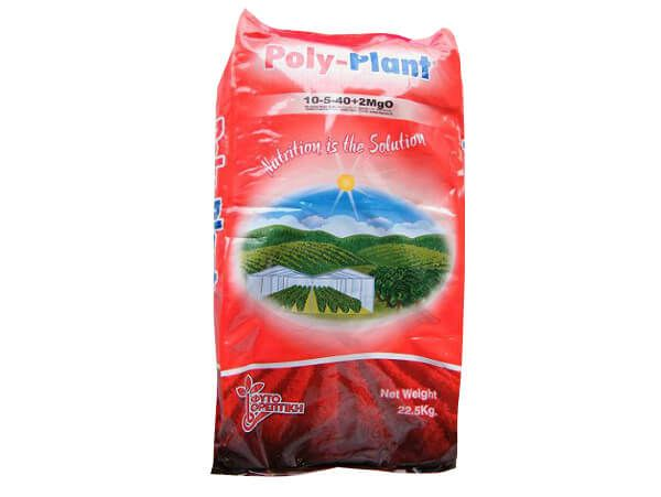 Ingrasamant Poly-Plant 10-5-40