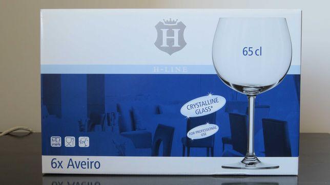 Set 6 pahare vin - Aveiro