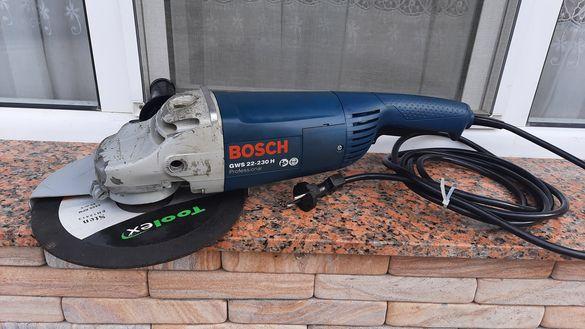 Професионален Ъглошлайф Bosch GWS 22-230 H
