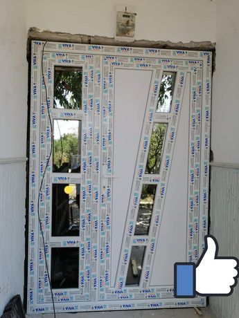 Termopane.usi si ferestre pvc si aluminiu!!