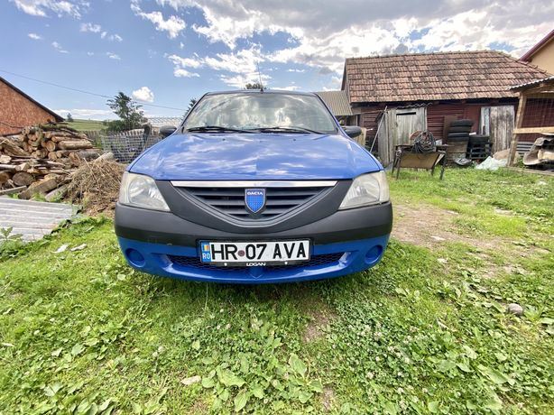 Dacia Logan, 2006, 1.4MPI, 125000 km