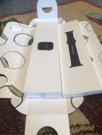 Продам новые часы Apple Watch 6 44mm