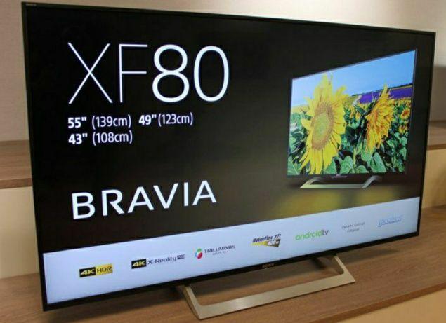 Sony BRAVIA,138.8 cm,55XF8096,4K Android》 pret fix《