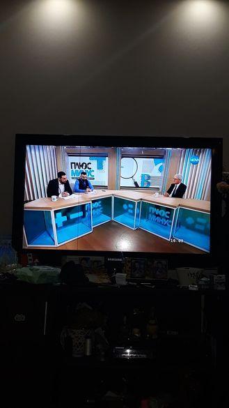 Телевизор работещ в добро състояние