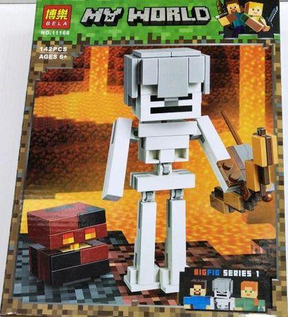 Конструктор Bela Minecraft 11168