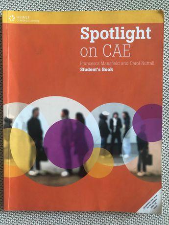 CAE - C1 Учебник и учебна тетрадка по английски за подготовка за изпит