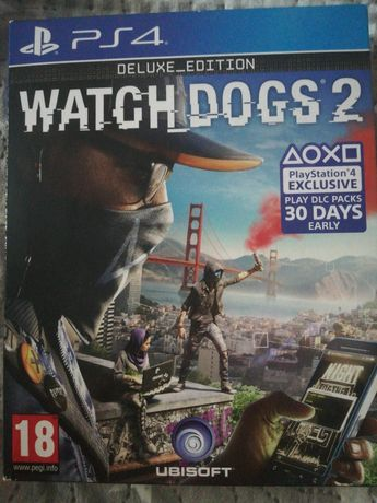 Watch Dogs 2,Ghost recon wild land, Red dead 2