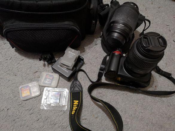 Продавам фотоапарат Никон