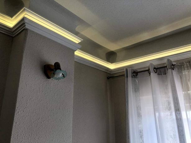 Scafa decorativa banda led,modelSC10,scafe decorative,scafa polistiren