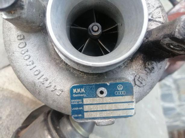 Vand turbina VW 1,9 tdi pt BLS