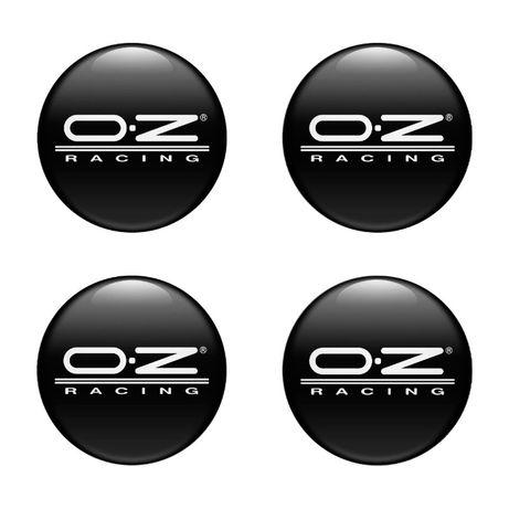 Силиконови стикери за капачки на джанти ОЗ/OZ RACING 40мм до 120мм