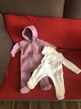 Salopeta Baby Benetton marime 62