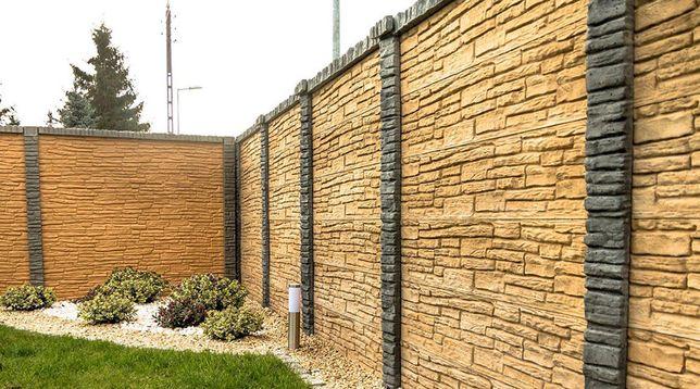 Gard/placi de gard prefabricat din beton Bragadiru