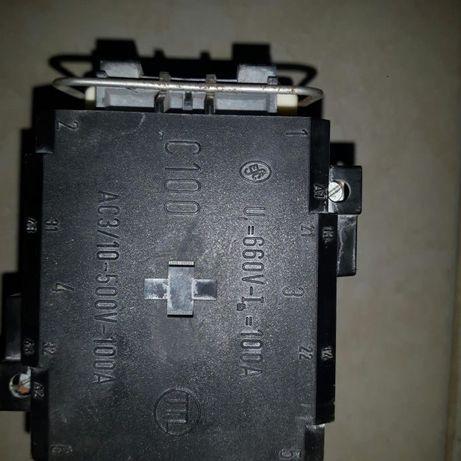 Продавам контактор АС3/10 500В 100А,63 А, 40А