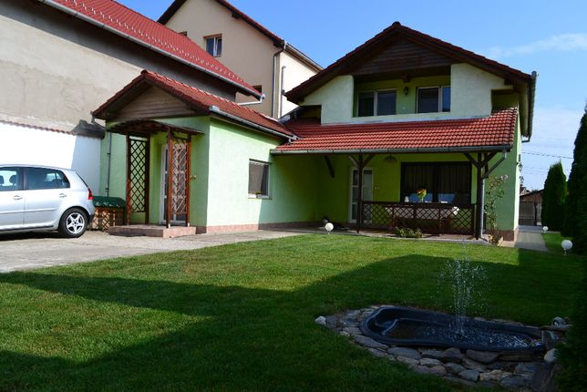 Casa / Vila in Selimbar / Sibiu 5 camere 165mp finisata/ 500mp teren