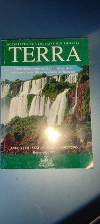 Terra, Societatea de Geografie din Romania