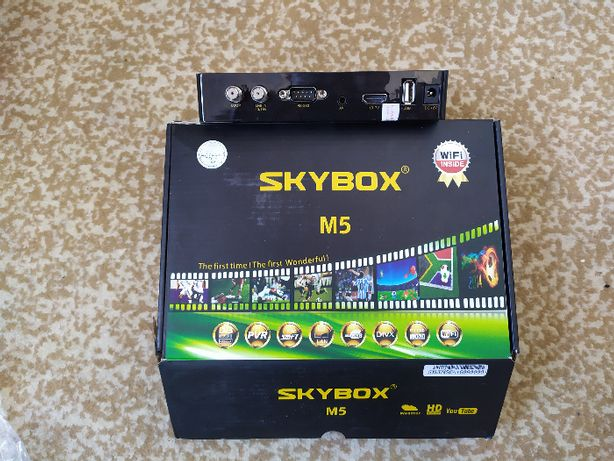 Спутниковый ресивер Skybox M5