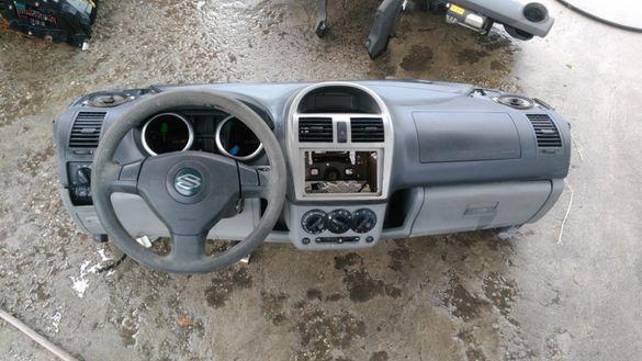 Сузуки Игнис аербег комплект airbag с колани и централа за