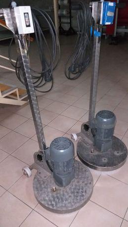 Роторная машина для стирки ковров