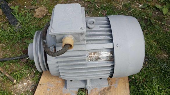 Трифазен асинхронен електродвигател MO132S-4