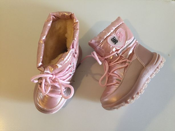 Детская обувь (новая)