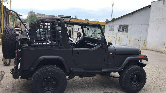 Jeep Wrangler dezmembrare(4 masini) 2.5/4.0/4.2