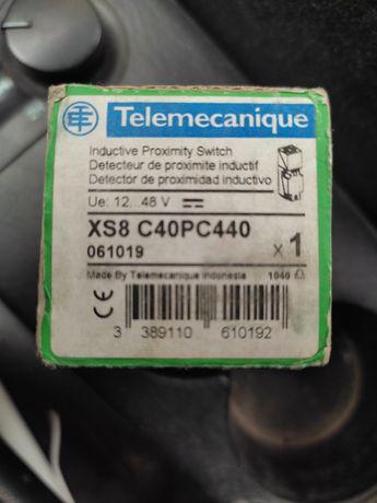 Индуктивные бесконтактные датчики в прямоугольном корпусе со свободным