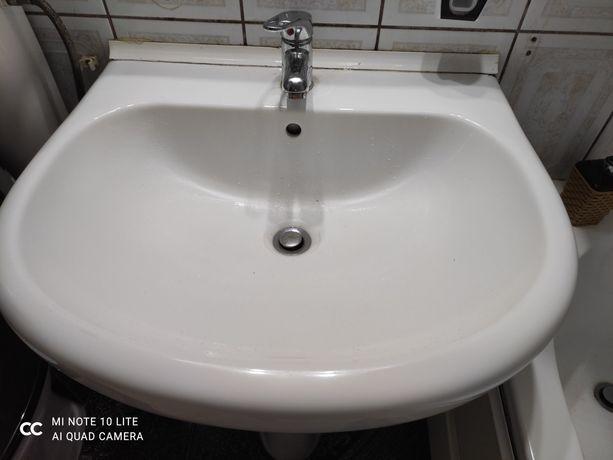Chiuveta pentru baie + bateria CADOU