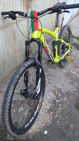Ам Байк all mountain bike ram fusion