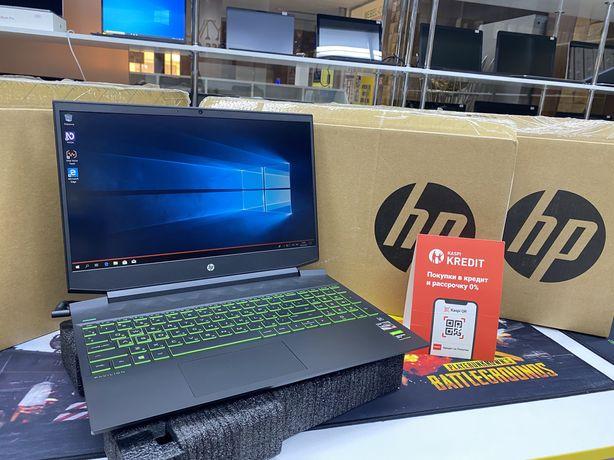 Новые! Игровые! HP Pavilion Gaming - Ryzen 5-3550H/8Gb/512Gb/GTX1650