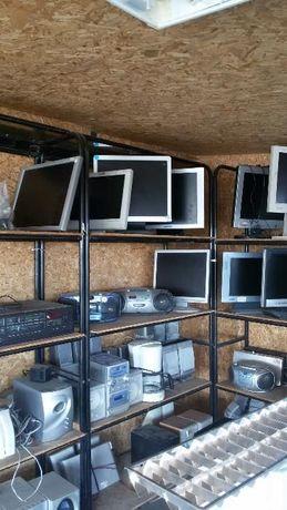 LCD монитори 50 броя НА ЕДРО