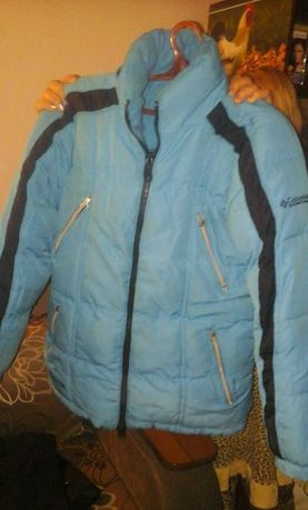 Детская куртка фирмы columbia