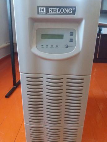 Инвертор  (Invertor) DXB12-6KVA-E, KELONG, 48V DC преобразует 220V AC
