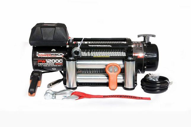Troliu Electric PW12000PS (Performance series) 5443 kg.NOU