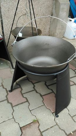 Ceaun fonta 22 litri,gril,disc
