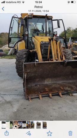 Vand buldoexcavator
