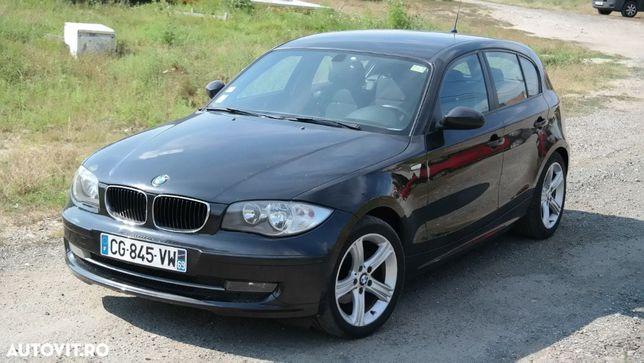 BMW Seria 1 118d / 120d Euro 5 an 2009, 2.0 d (Diesel)
